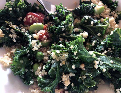 Tipps wie du auch an kalten Tagen grünes Gemüse essen kannst